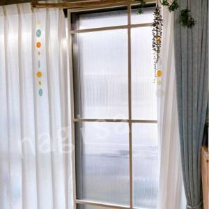 ★DIY★断熱内窓!簡単に寸法ざっくりでもできる作り方