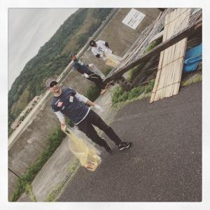 【告知】第15回周防大島清掃活動。(瀬戸内海と釣り場を守る友の会)