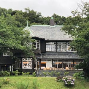 鎌倉『古我邸』で旧友と優雅なランチ♥アンフィニローズ