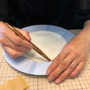 ポーセラーツ『転写紙コース』レッスン❤︎アンフィニローズ