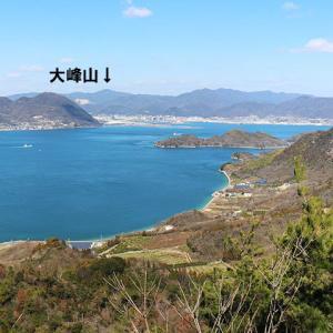 久方の山歩き(佐木島)