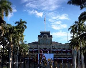 King kalakaua's 183nd B.D Celebration