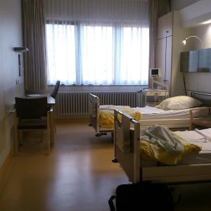 ドイツで手術した話