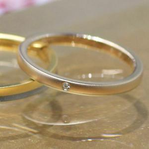 メレダイヤモンドの留め方のご紹介♪<豆知識>結婚指輪・婚約指輪・雅-miyabi-横浜元町店♫
