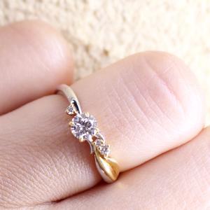 日本の和の風景や植物をイメージする様な結婚指輪・婚約指輪・雅横浜元町店♪