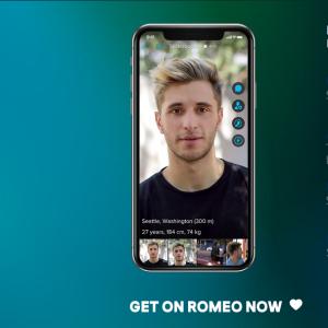 Romeo app 使ってみた