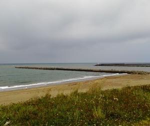マグロ欠航 → 5月20日 ワクワク子吉川河口 & 21日 男鹿半島探検 トホホです