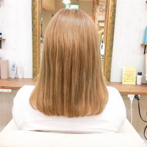 韓国人ヘアスタイル。切り揃えたカットは美容師としての情熱の始まり。