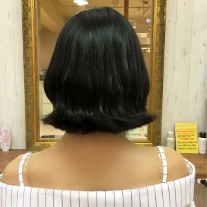韓国人のタンバルモリにヘアカットしました!!단발머리 &헤어컷