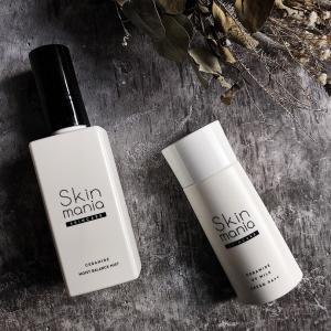 【Skin mania】UVミルクとミストで紫外線・ブルーライト・花粉をブロック