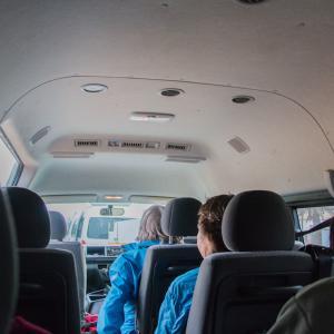 26. スワコップムントからナミビアの首都、ウィントフックへの移動方法