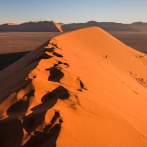 33. ナミブ砂漠「Dune45」で日本人と出会う。