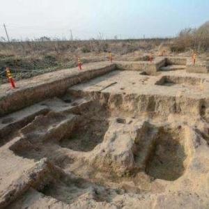 秦咸陽城遺跡で石製よろい工房遺構を発見 始皇帝用も製作