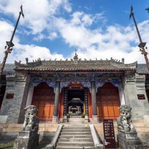 秦嶺山脈に千年の時を刻む古建築群、張良廟を探訪