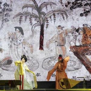 唐代ミュージカル『満園春色乞婆娑』、西安で初公演