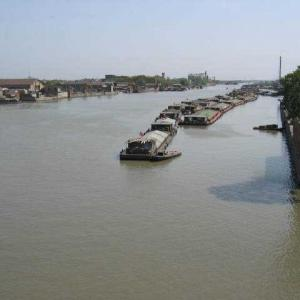 中国建築上の十の奇跡(七) ―京杭大運河
