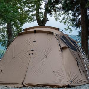最高の湖畔キャンプ場でナチュログ祭①【青木荘キャンプ場】