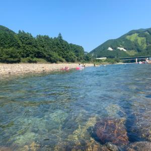 最強川遊びキャンプへ!!【キャンプinn海山2020】