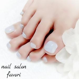 ◆フェイシャルスクライバー&(foot)ワンカラー×シアーパープル◆