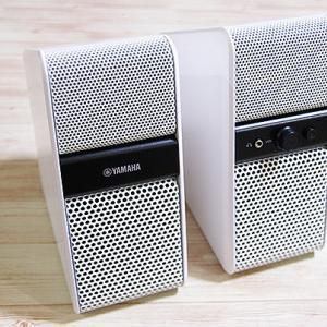 ヤマハ パワードスピーカー NX-50(PCスピーカー)根性のある音です!YAMAHAの職人技