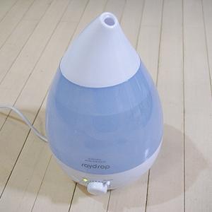 加湿器 raydrop  おしゃれでとっても静かです!