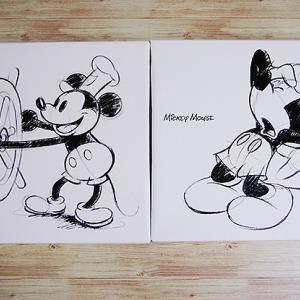 ディズニー アートデリ 部屋が楽しくなりました!