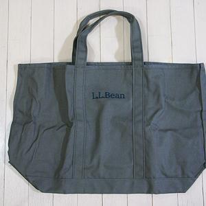 L.L.Bean グローサリートートバッグ エコバッグ やっぱりこれ私には必要です!(^^;