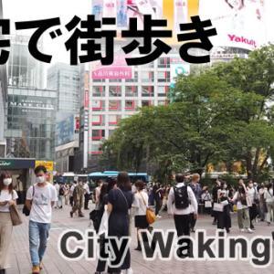 自宅で街歩き 自宅に居ながら外出しましょう!City Walking Tour
