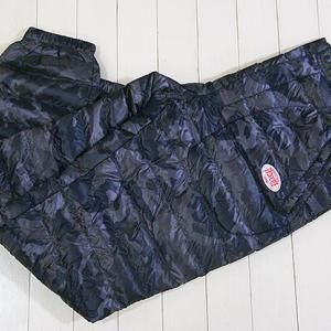 ファイバーダウン パンツ・ジャケット 結構暖かいです! EVENRIVER イーブンリバー
