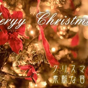 クリスマスに素敵な音楽を! 今年はご自宅でゆっくり過ごしましょうね。