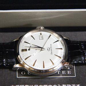 おしゃれな腕時計 オリエントスター RK-AF0002S 機械式腕時計 いい感じですよ!