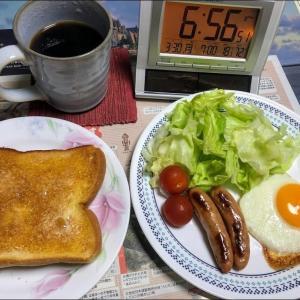 200330ノンアルで焼飯と野菜のコンソメ煮