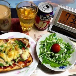 200912実家昼飯とブロ友さんと呑み電