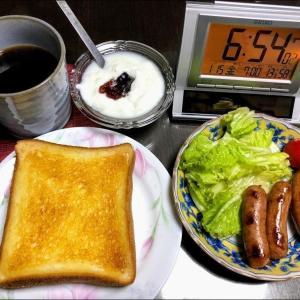 210115豚肉の焼肉とお好み焼き