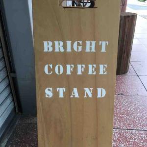 祝3周年!「BRIGHT COFFEE STAND」