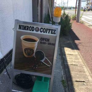 西区に新たなコーヒースタンドがオープン!「NIMROD COFFEE STAND」