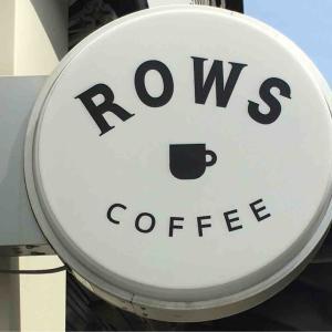 「HUUKU POP UP SHOP」に行ってきました。「ROWS COFFEE」