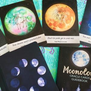 月との調和でココロが視える【ムーンオロジーカードセッション】