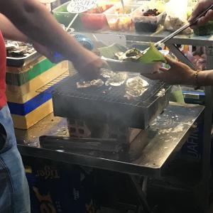 ベトナムで「牡蠣」をとても食べたかったけど我慢した件