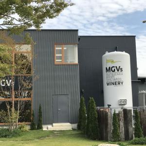 MGVs(マクヴィス)ワイナリーに行って来た。2017年10月ワイナリー訪問記【勝沼日帰り】②