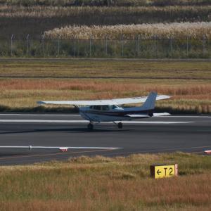 JA4121 エス・ジー・シー佐賀航空 Cessna 172<佐賀空港>