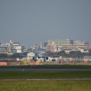 JA826P ピーチ Airbus A320-200<福岡空港>