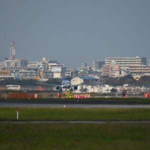 JA737U スカイマーク Boeing 737-800<福岡空港>