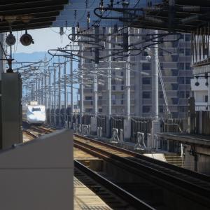 新幹線さくら N700系S14編成<久留米駅>