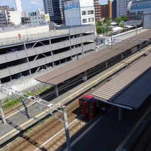 813系区間快速 R232+R221編成<久留米駅>