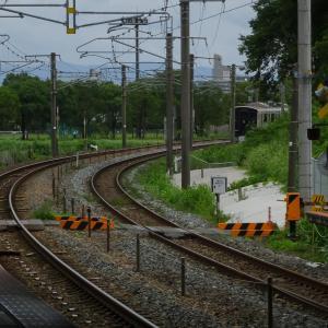 817系 普通列車 V028編成<新鳥栖駅>