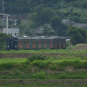 YC1-1+1001+1104 普通列車<川棚-彼杵>