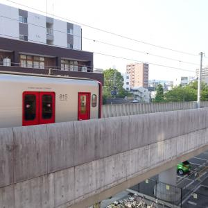 815系普通列車 N010編成<新水前寺-水前寺>