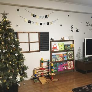 こたつにラグに…クリスマス仕様な我が家