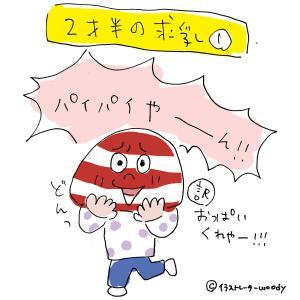 次女ピノコ、2歳半の卒乳宣言!!